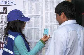 Padrón electoral de 53 distritos Elecciones Municipales 2014