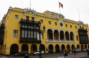 Candidatos a la Alcaldia de Lima Elecciones Municipales 2014