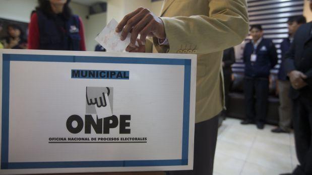 Lista de Miembros de Mesa Para Elecciones de 5 Octubre 2014