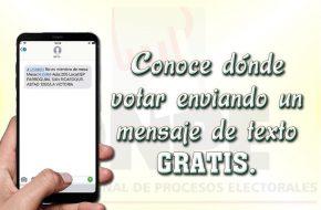 ONPE: ¿Dónde votar? Conoce tu local de votación por mensaje de texto Movistar, Claro, Entel y Bitel Perú